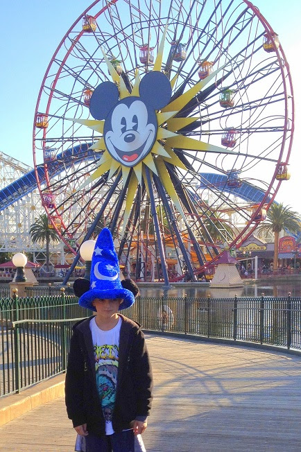 World of Color Tips