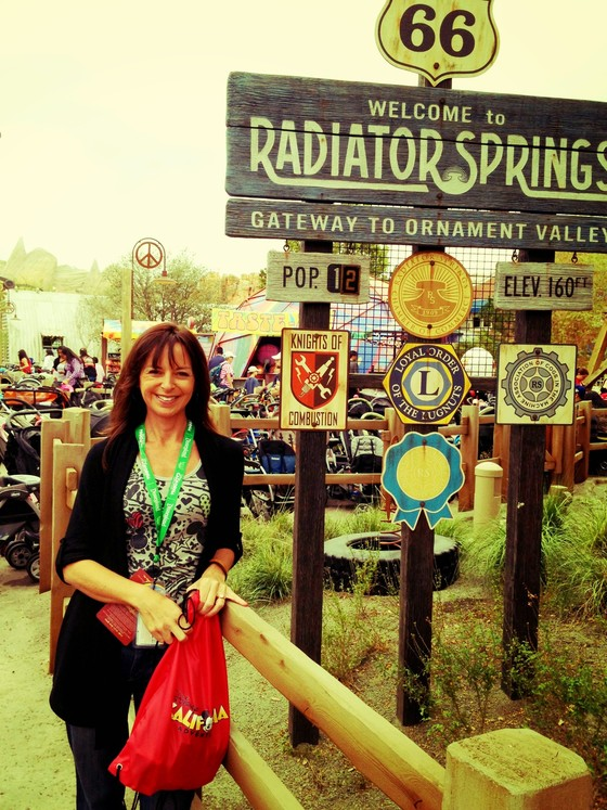 Disneyland Vacation Tips: Radiator Springs