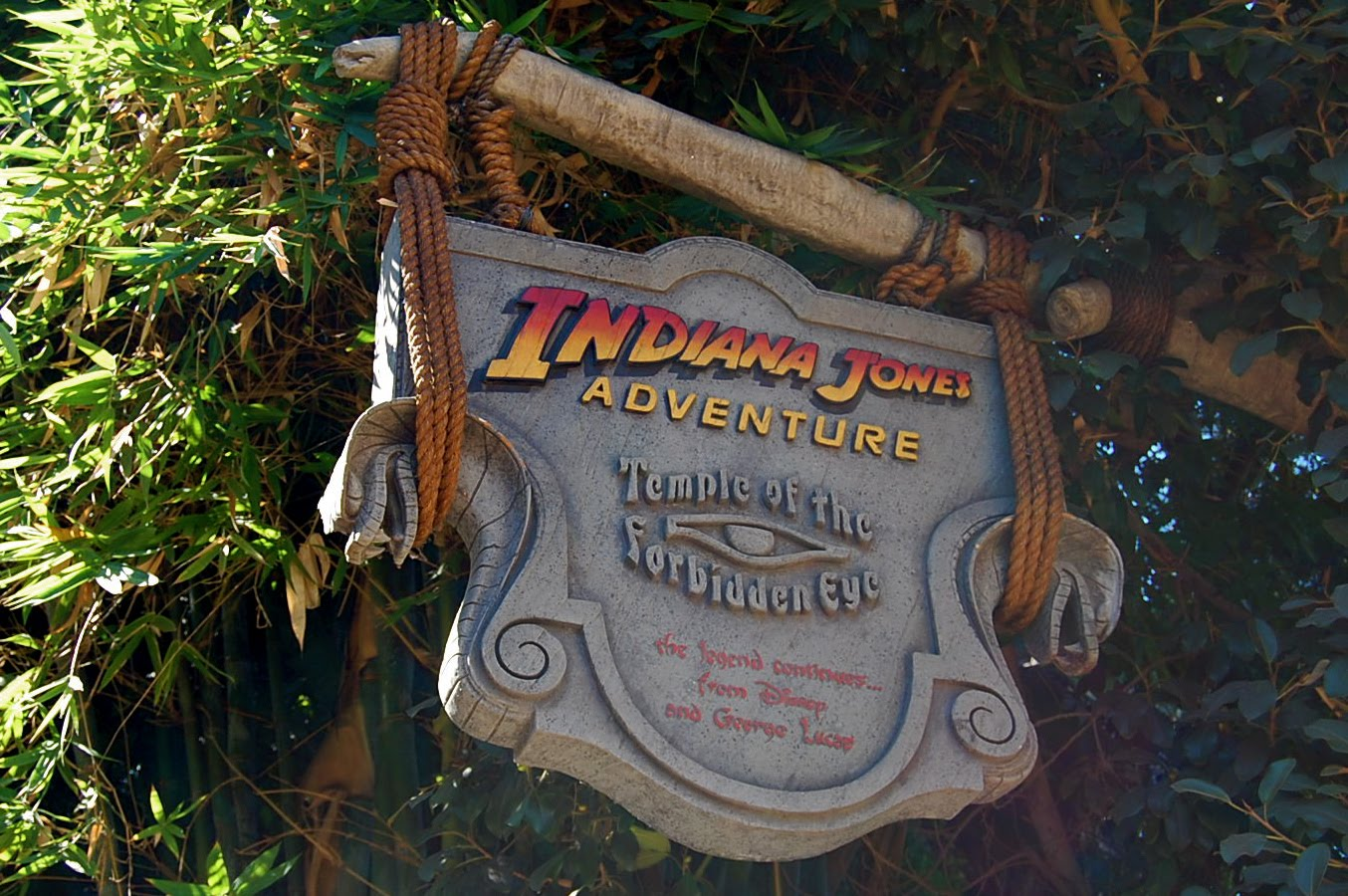 Disneyland Rides Tips - Indiana Jones has one of the longest wait times in the park