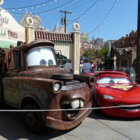 California Adventure Tips