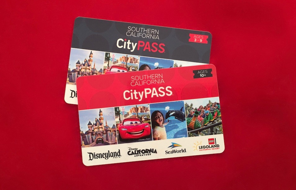Vacation to Disneyland - 13 Things You'll Wish You Knew: Buy a Citypass to save 29%