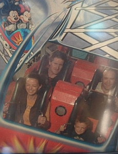 Disney California Adventure: Incredicoaster (Formerly California Screamin')