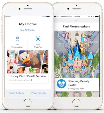 Official Disneyland app is free