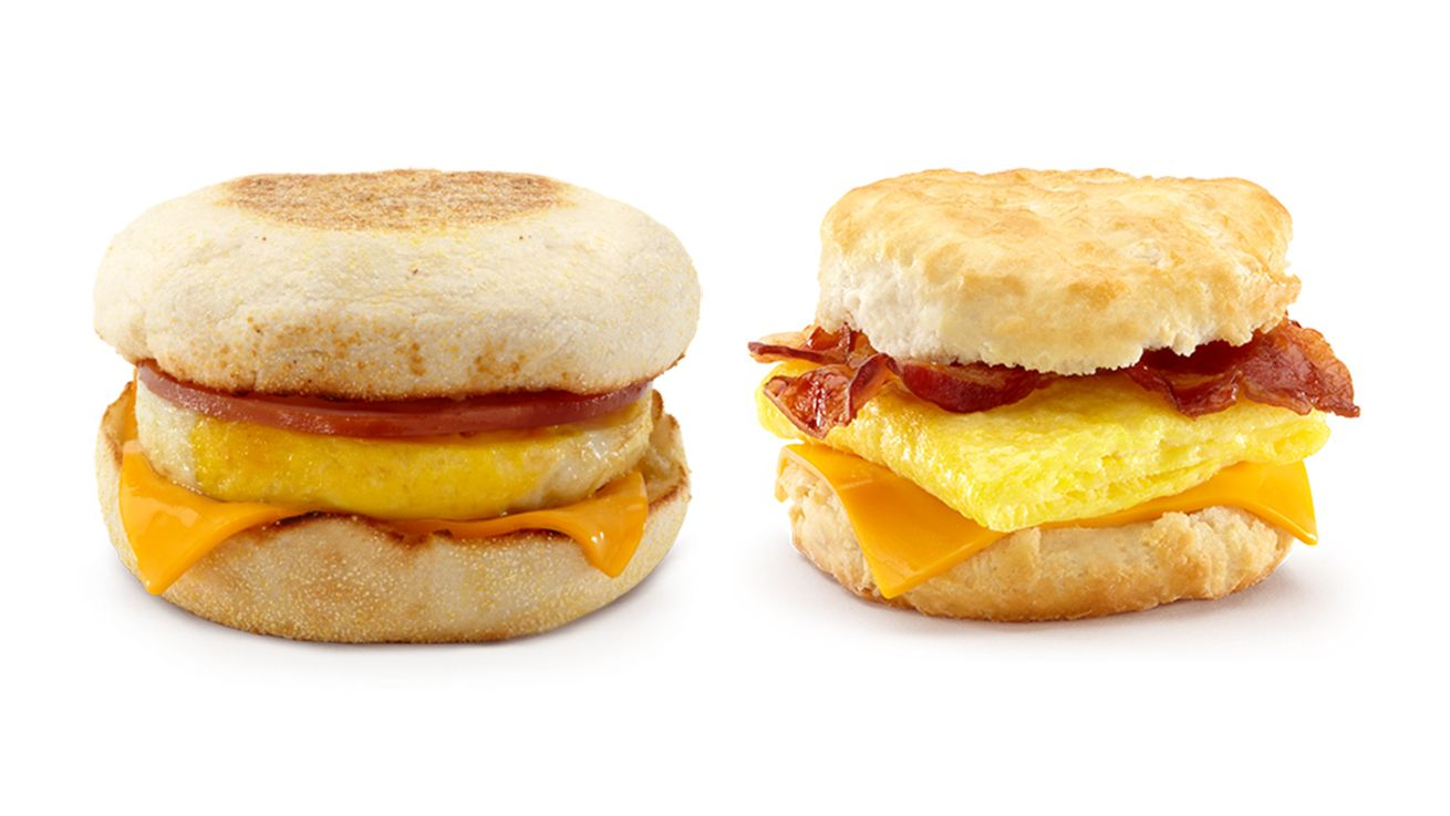 Disneyland Coupons: McDonald's Breakfast Sandwiches