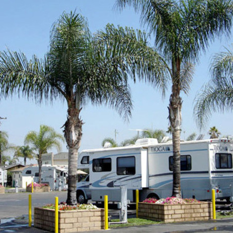 RV Parks by Disneyland