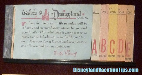 Disneyland Ticket Tips