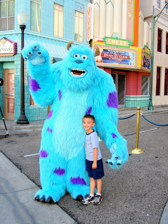 Disneyland Vacation Tips: Monsters Inc