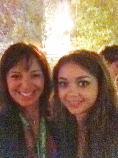 Disneyland Vacation Tips: Sarah Hyland