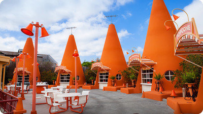 Disneyland Vacation Tips: Cozy Cone Motel