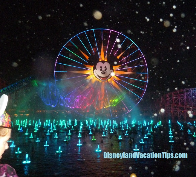 Disneyland Ticket Tips: World of Color
