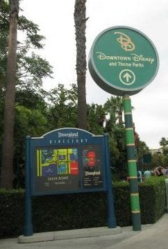 Free parking for 2 hours at Downtown Disney